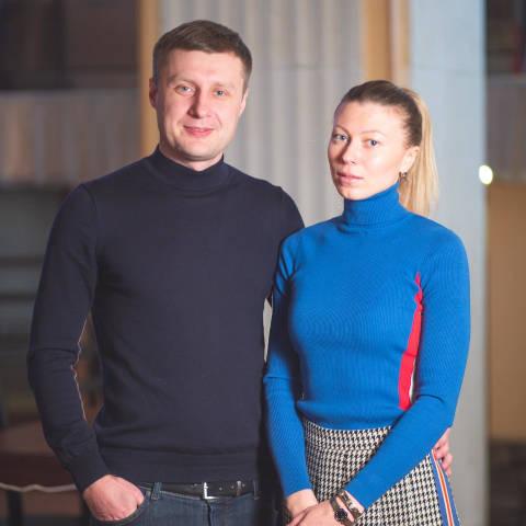 Павел и Ольга Лавренчук